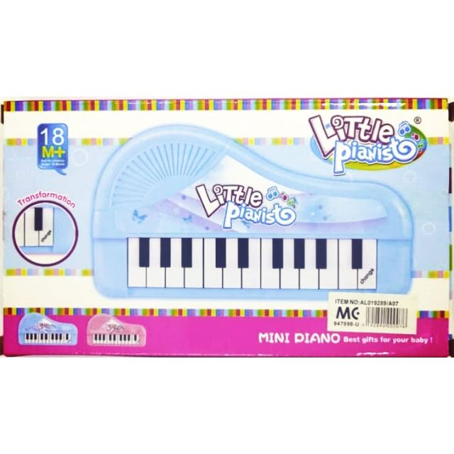 Little pianist mini Piano toy for baby kids Playset