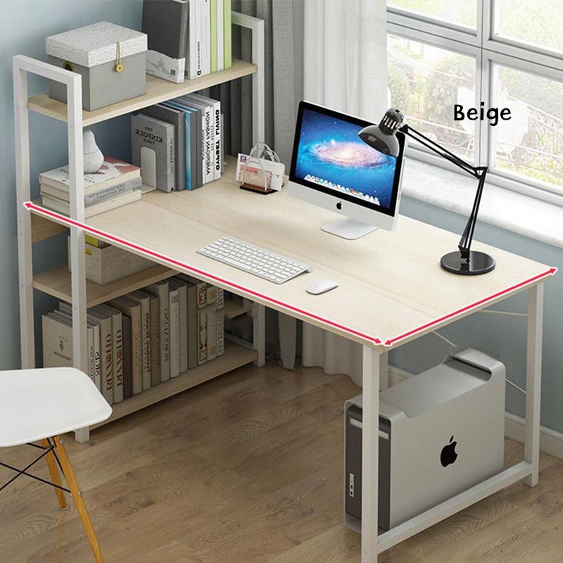 GDeal Multifunctional Working Desk Study Deck Writing Desk O...