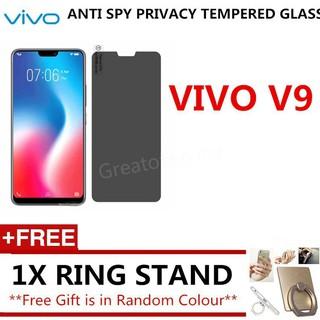 Vivo V9 / vivo 1723 / Y85 / vivo 1802 Anti-Spy Privacy Tempered