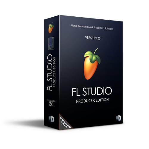 FL Studio Producer Edition V20 [Full Version]