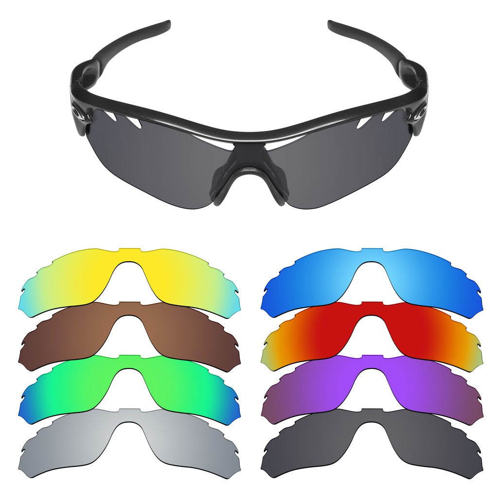 f97ae0bbb6 Mryok Polycarbonate Replacement Lenses for Oakley Batwolf Sunglasses-Options