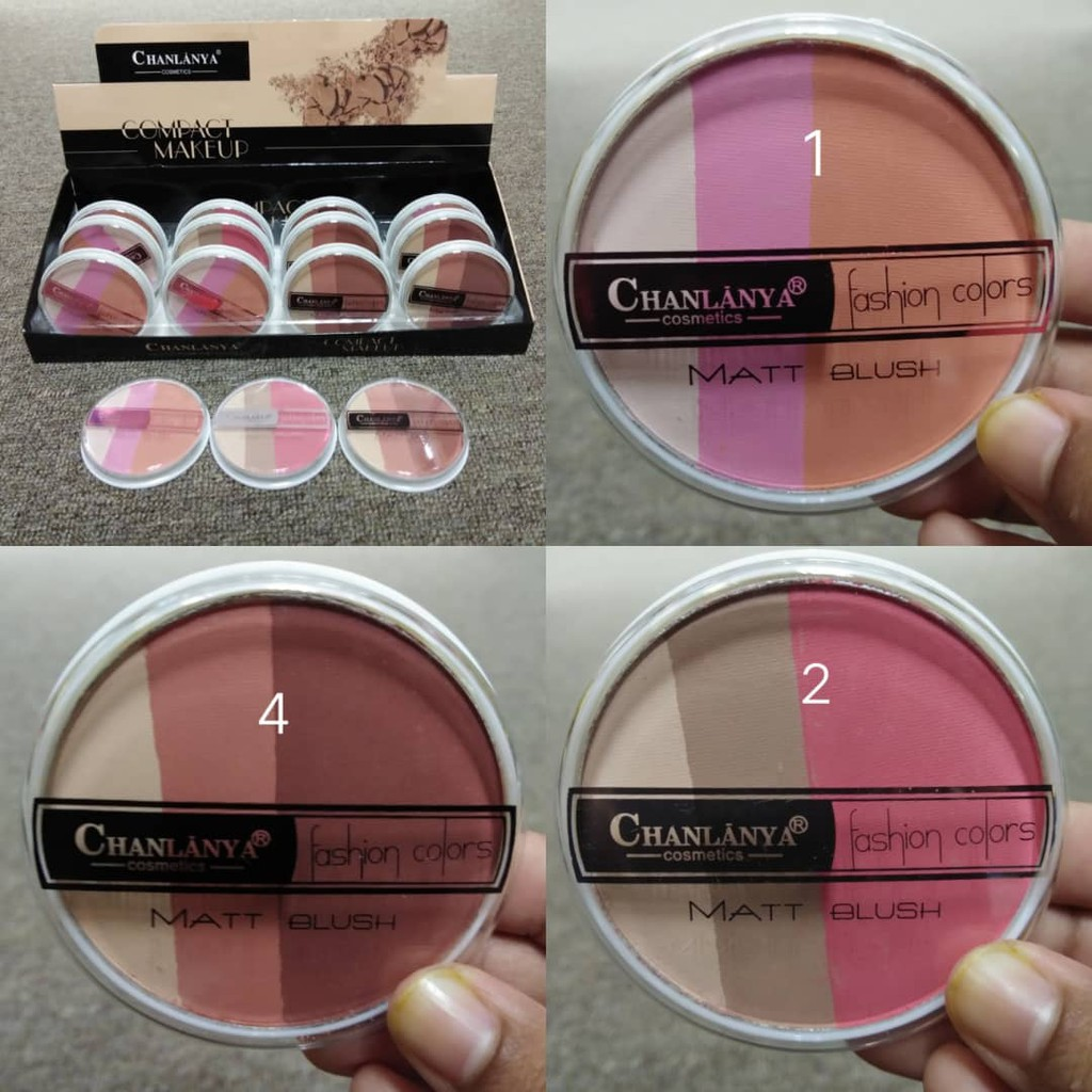 Matte Blusher Face Make Up Online Shopping Sales And Promotions Bioaqua Chic Trendy Soft Rose Blush On Health Beauty Oct 2018 Shopee Malaysia