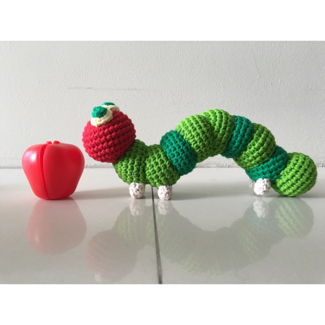 Amigurumi the Very Hungry Caterpillar : 3 Steps (with Pictures ... | 640x640