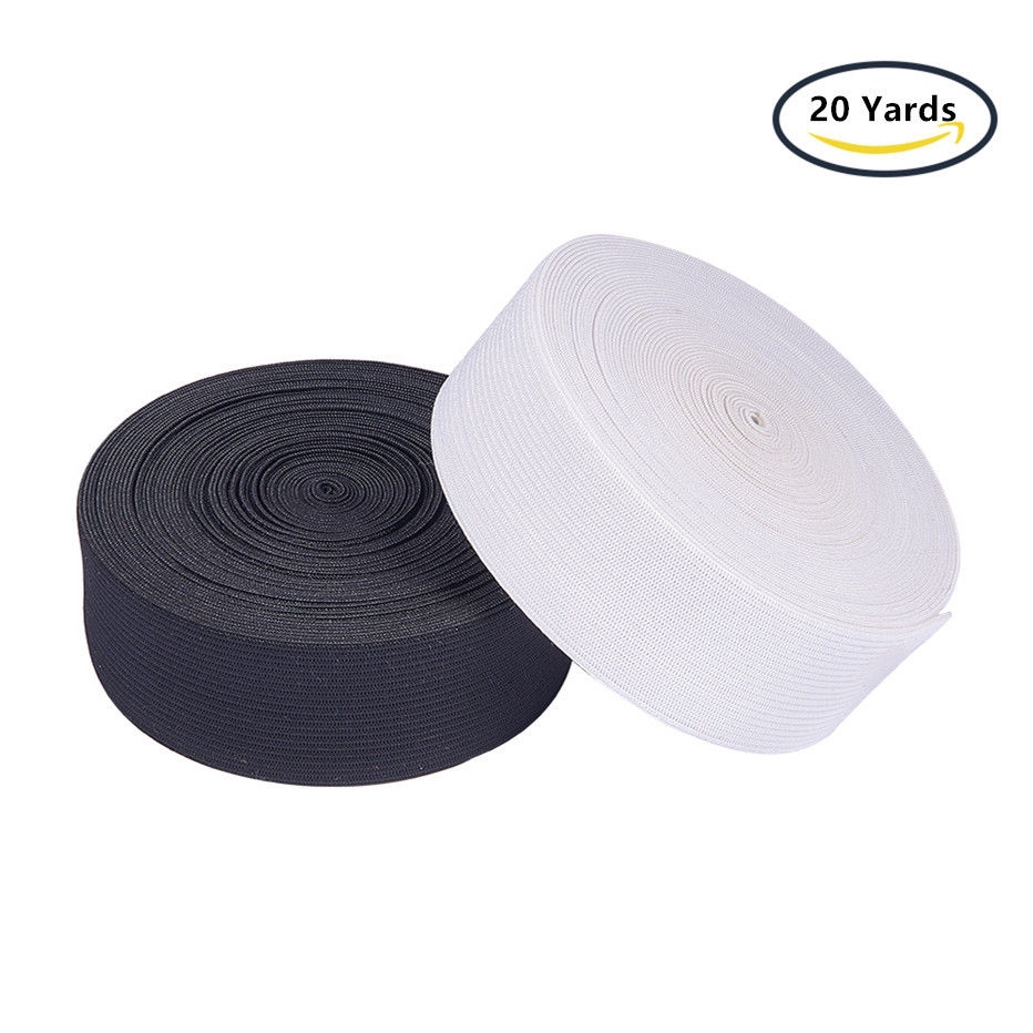 Elastic Nylon Rubber Bands Clothing Webbing Supplies Sewing Garments Accessories