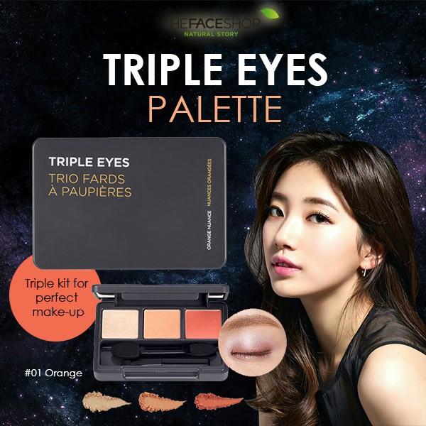 Triple Eyes Eye Shadow