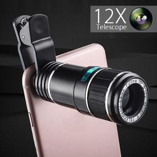 Travel Universal Zoom Optical Phone Telescope Camera Lens For Mobile  Cellphone