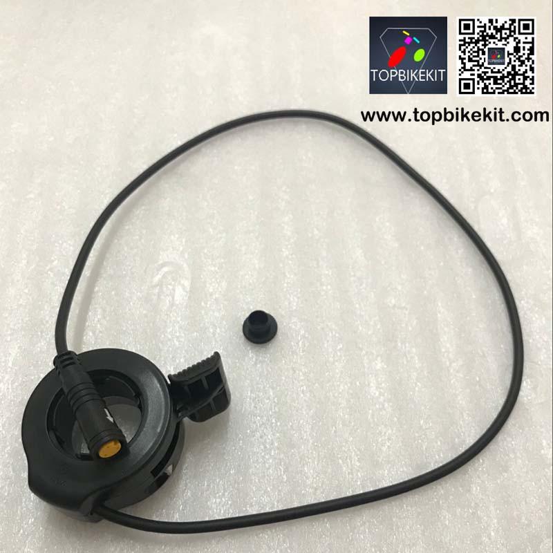 8fun Bafang 130X Thumb throttle for BBS01//BBS02//BBSHD Mid Drive Central Motor