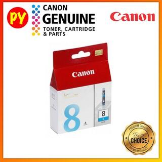 Canon CLI-8 Cyan Original Ink Cartridge CLI8 CLI 9 For iP3300/3500/4200/4300/4500/5200/5200R/5300/6600D/iX4000/5000