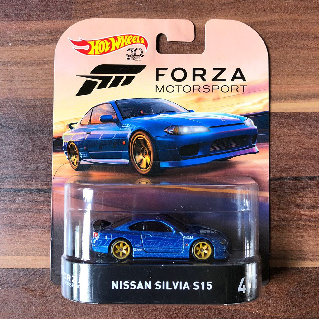 Hot Wheels Nissan Silvia S15 Forza Motorsport Shopee Malaysia
