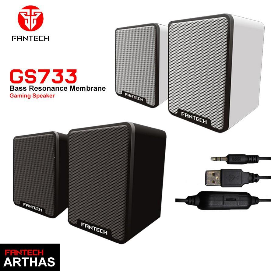 Fantech Arthas Mobile Gaming Music Speakers with Bass Resonance Membrane GS733 speaker