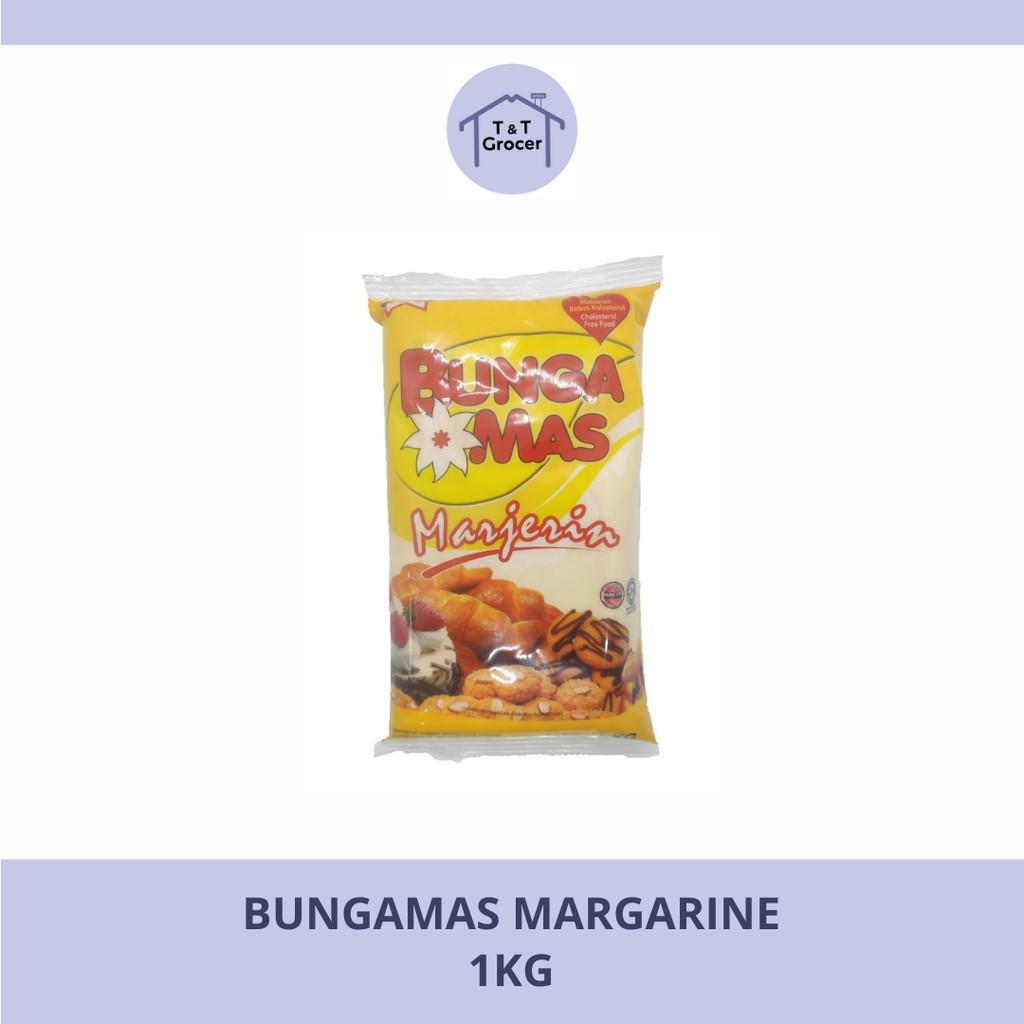 Bungamas Margarine 1kg