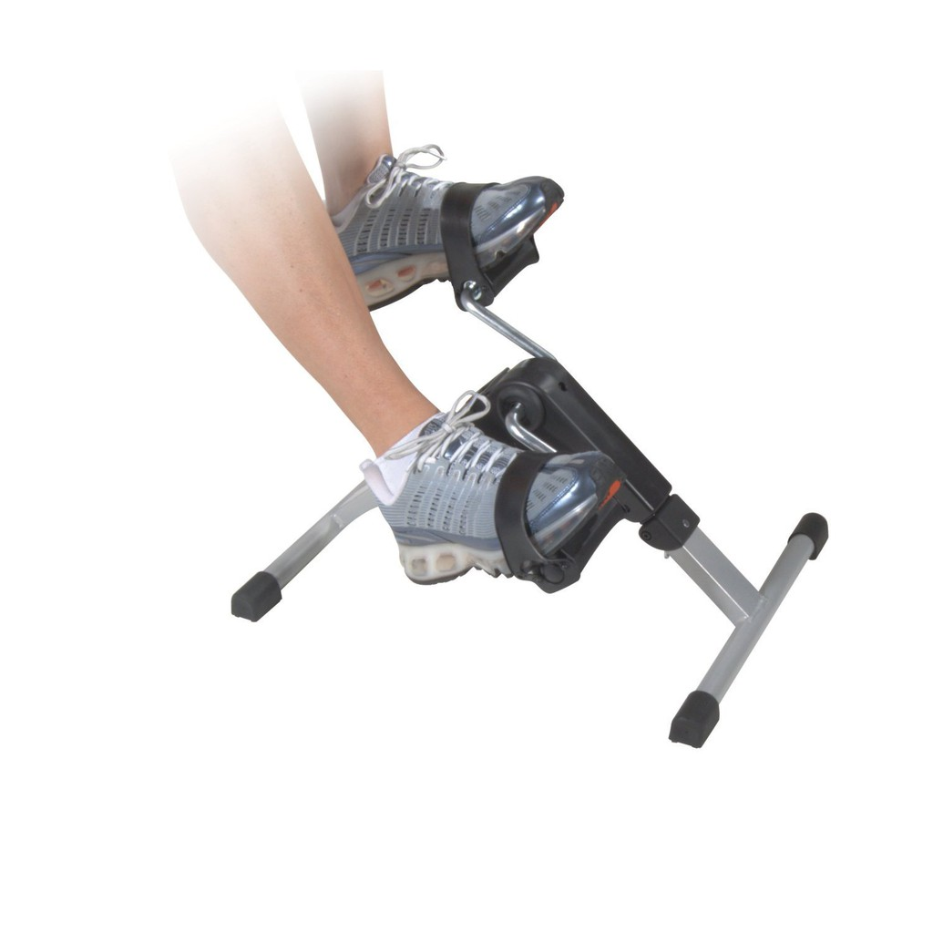 *SHIP 1DAY from MALAYSIA* Portable Foldable Foot Pedal Exerciese Cycling Bike with LCD Display
