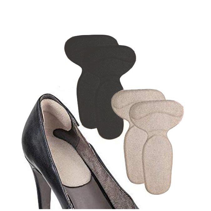 Foot Pain Protector Liner Feet Insole Shoes Cushion Pad Heel Pair 1 Relief TJlF1Kc