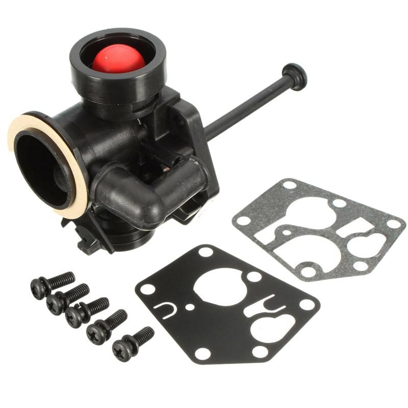 Carburetor Carb fits Briggs /& Stratton 499809 498809A 494406 Metal Carburetor Lawn Mower Replacement Carb
