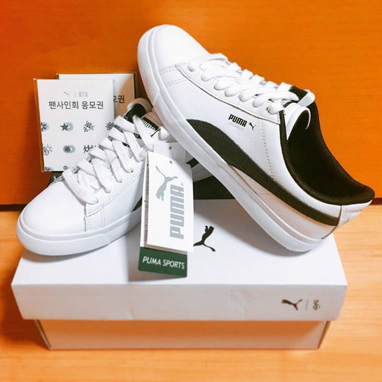 ready stock original Puma Basket Platform casual shoes sport shoes  heighten  e0628a675a30