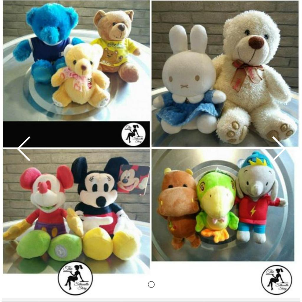 Assorted Toys/ Plushies