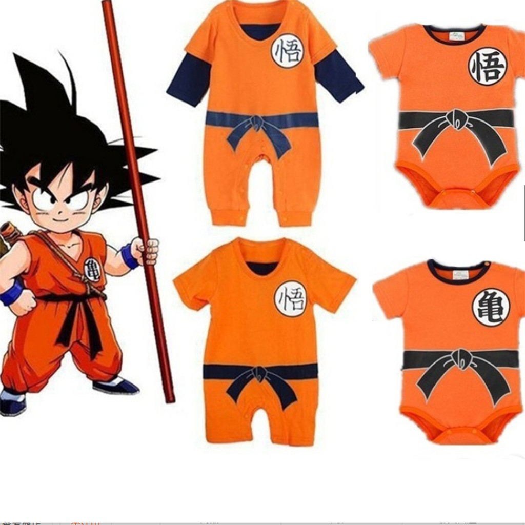 Dragon Ball Baby Clothing Online Shopping Sales And Promotions Baju Bayi Jumper Dragonball Toys Kids Babies Sept 2018 Shopee Malaysia