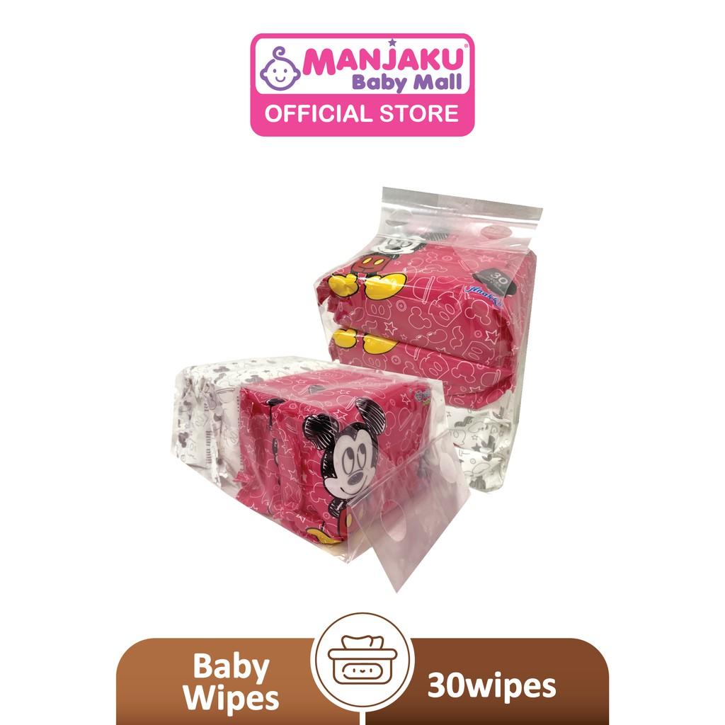 Disney Baby Baby Wipes (120's)