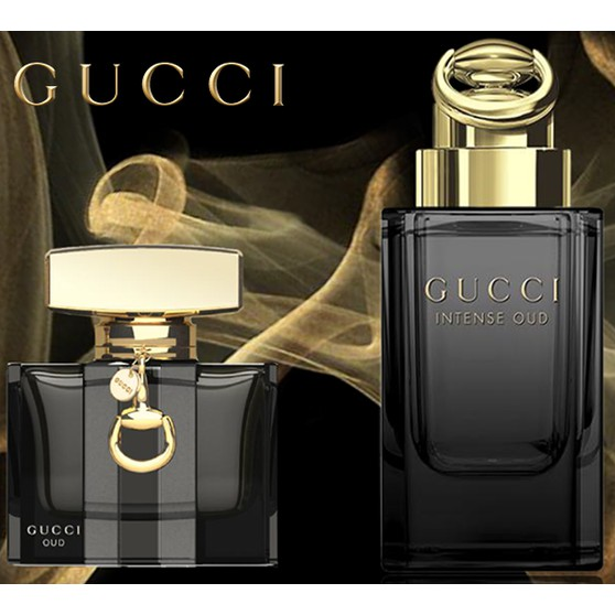 c7041bc8e8a (Couple Set) Gucci Intense Oud For Him And Her