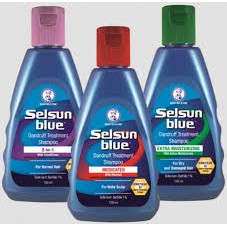 selsun blue extra moisturizing dandruff treatment shampoo shopee