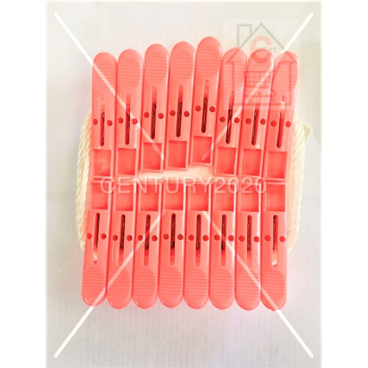 RIMEI Multifunction Thickening Clip Clothes Pin Laundry Folder Home Clothes Clip Hanging Clips Windproof Quilt Clip