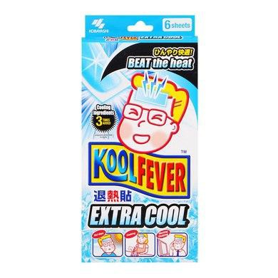 Koolfever Cooling Gel For Adult Extra Cool 6\'s