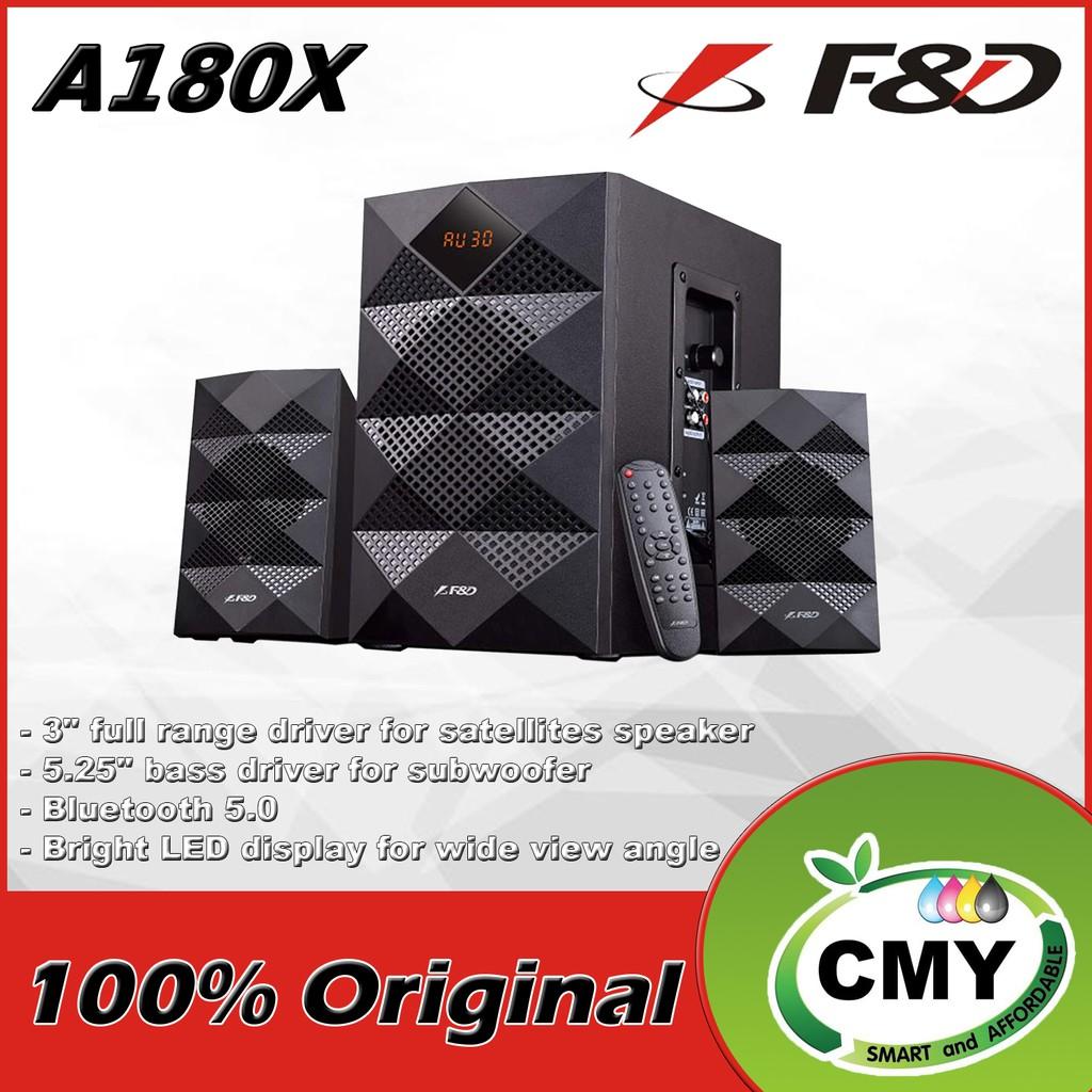 F&D A180X 4200 -watt Bluetooth Multimedia Speaker