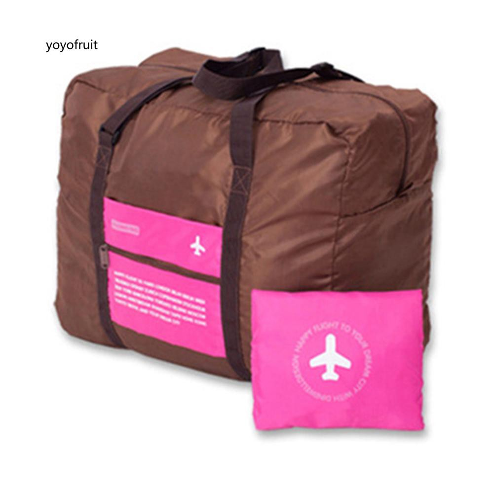 9d9fd1c0f83b YYFT_Foldable Travel Camping Lightweight Large Capacity Portable Luggage  Bag Pouch