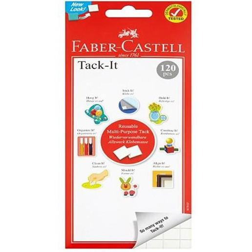 Faber-Castell Tack-It Reusable Glue (42 / 90 / 120pcs)