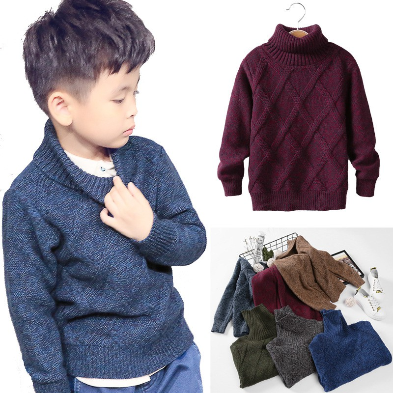 2018 autumn Baby Boys Sweaters Children knitted cardigan Kids knit Sweater    Shopee Malaysia