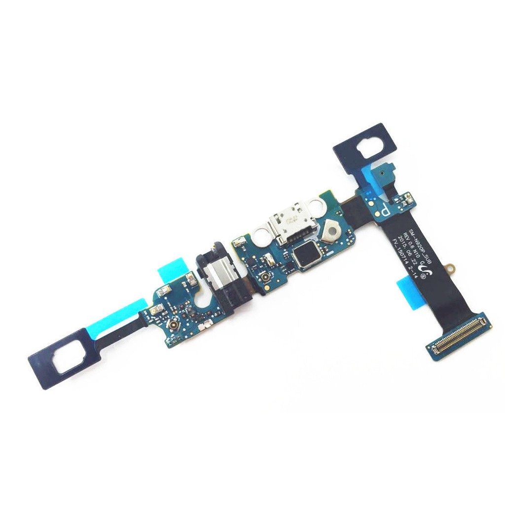 Charger Charging Port USB Mic Flex Cable Samsung Galaxy Note 5 N920P Sprint