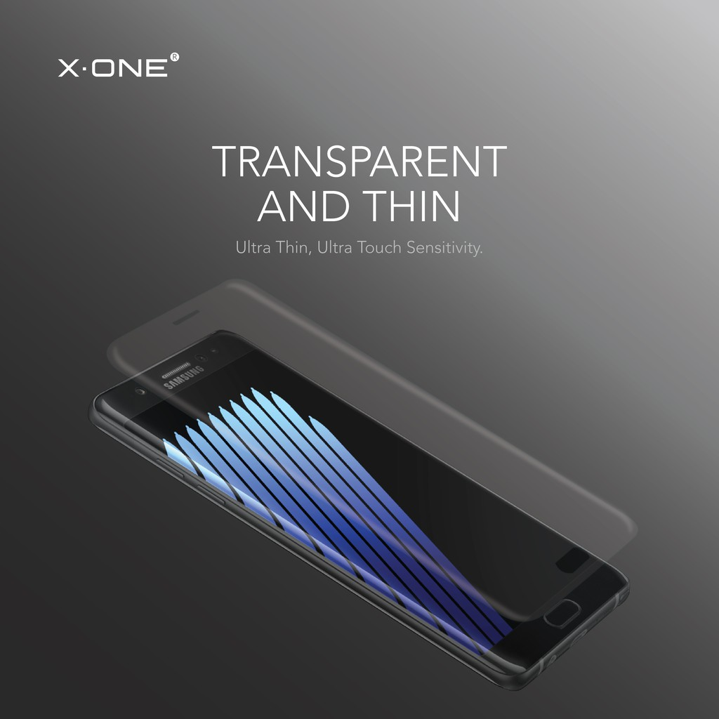 Samsung Note FE ( Fan Edition ) N935 X-One Ultra Crystal Clear Screen Protector