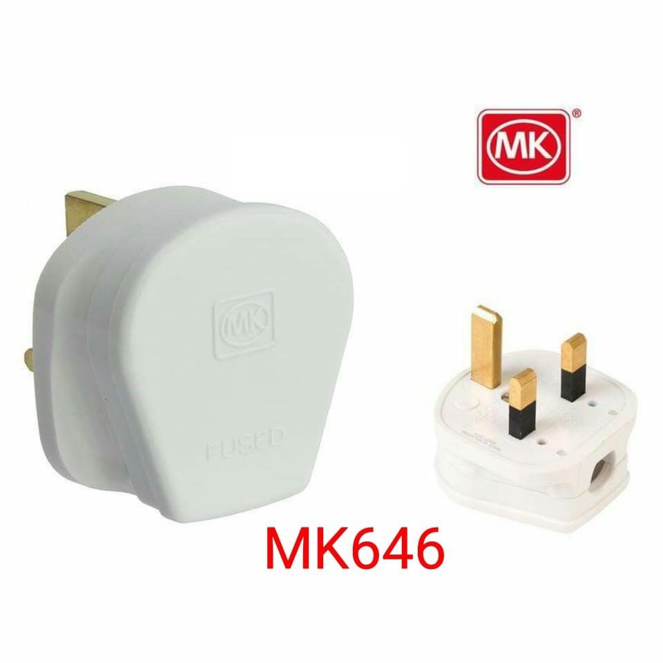 MK 13A Plug Top (646 WHI) ORIGINAL