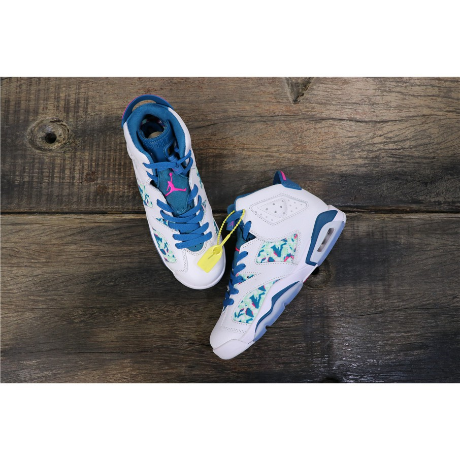 W&H Original NIKE Air Jordan 6 Retro GS 'Green Abyss' 货号</p>                     			</div> </div> 		  				</div> 				 		    		<!-- tab-area-end --> 	</div> 	<!--bof also purchased products module--> 	