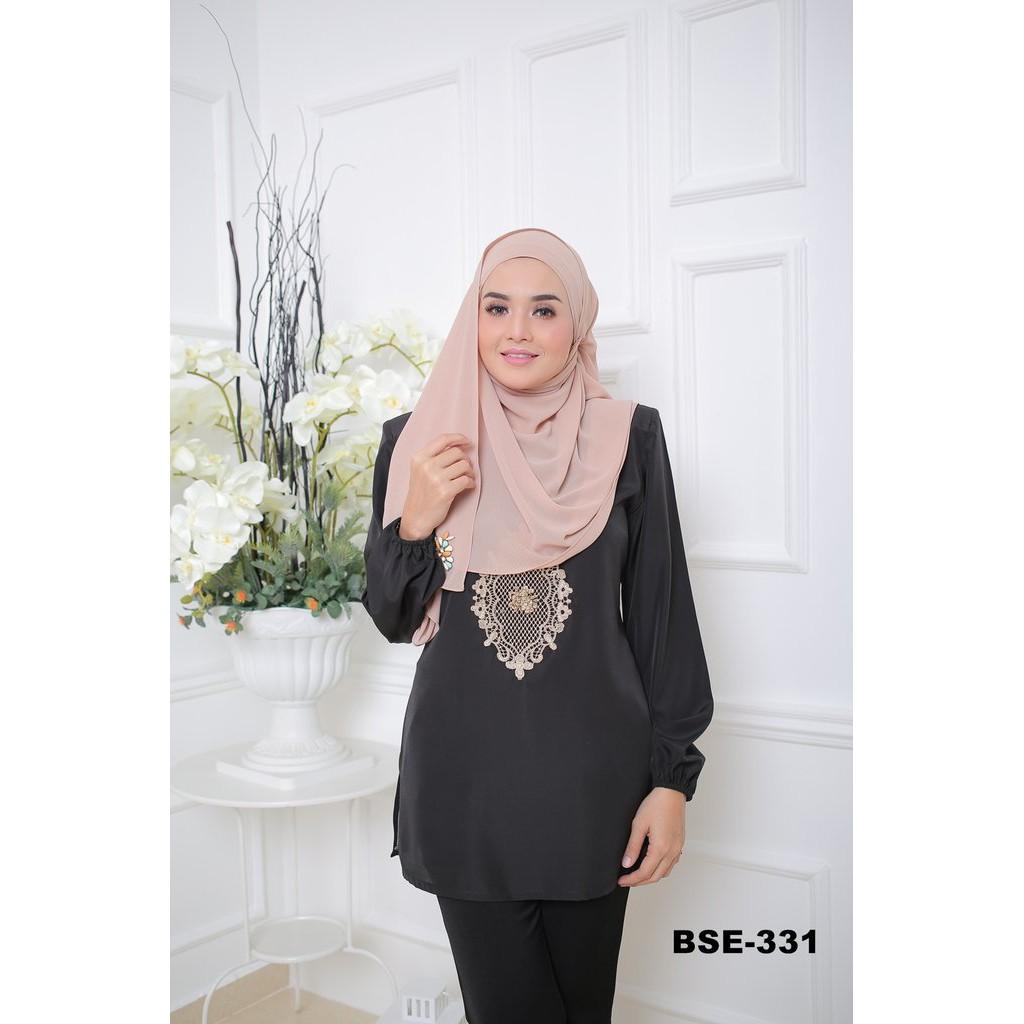 Baju Raya New Trendy Shopee Malaysia Atasan Beige Shop At Velvet