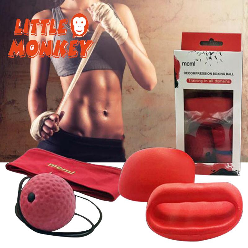 Boxing Training Reactions Speed Ball Great Reflex Improve Punch Sports Equipment