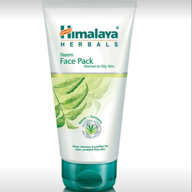 Himalaya Neem Face Pack 150mls (Buy 2 for rm 38)