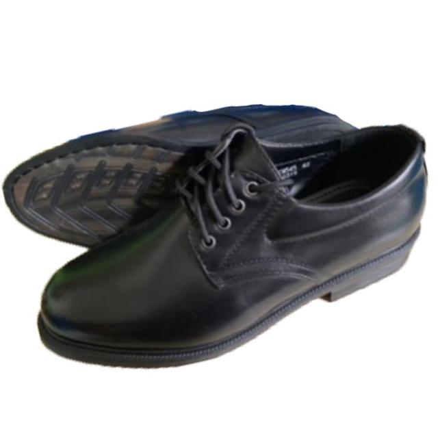 รองเท้าหนังคัขชูแบบมีเชือก CS