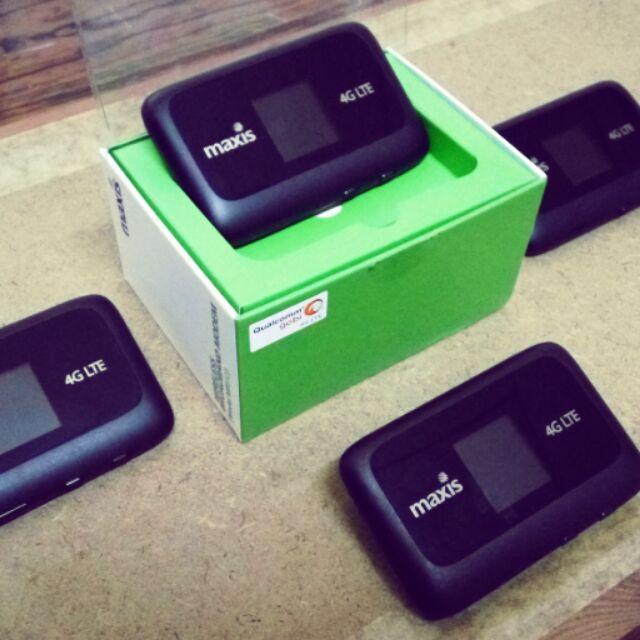 4G LTE ZTE MF910 MAXIS (Unlock - Support Telco Malaysia) Modem Mifi Wifi