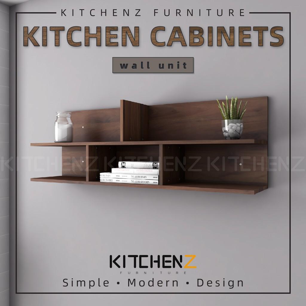 KitchenZ Ventura Series Kitchen Cabinets Wall Unit  / Kitchen Storage - HMZ-KWC-MFC4012-WN