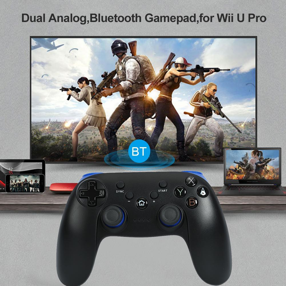 FOLLOW-Gift# Classic Dual Analog Bluetooth Gamepad