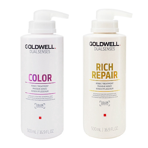 goldwell gwen style feel 60 seconds hair mask 500ml