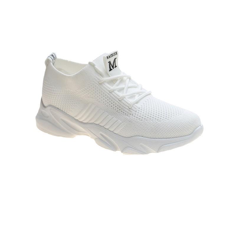 Velosport Top Sales Ladies Shoe Kasut Murah Shoe Casual Shoe Walking Shoe WHITE