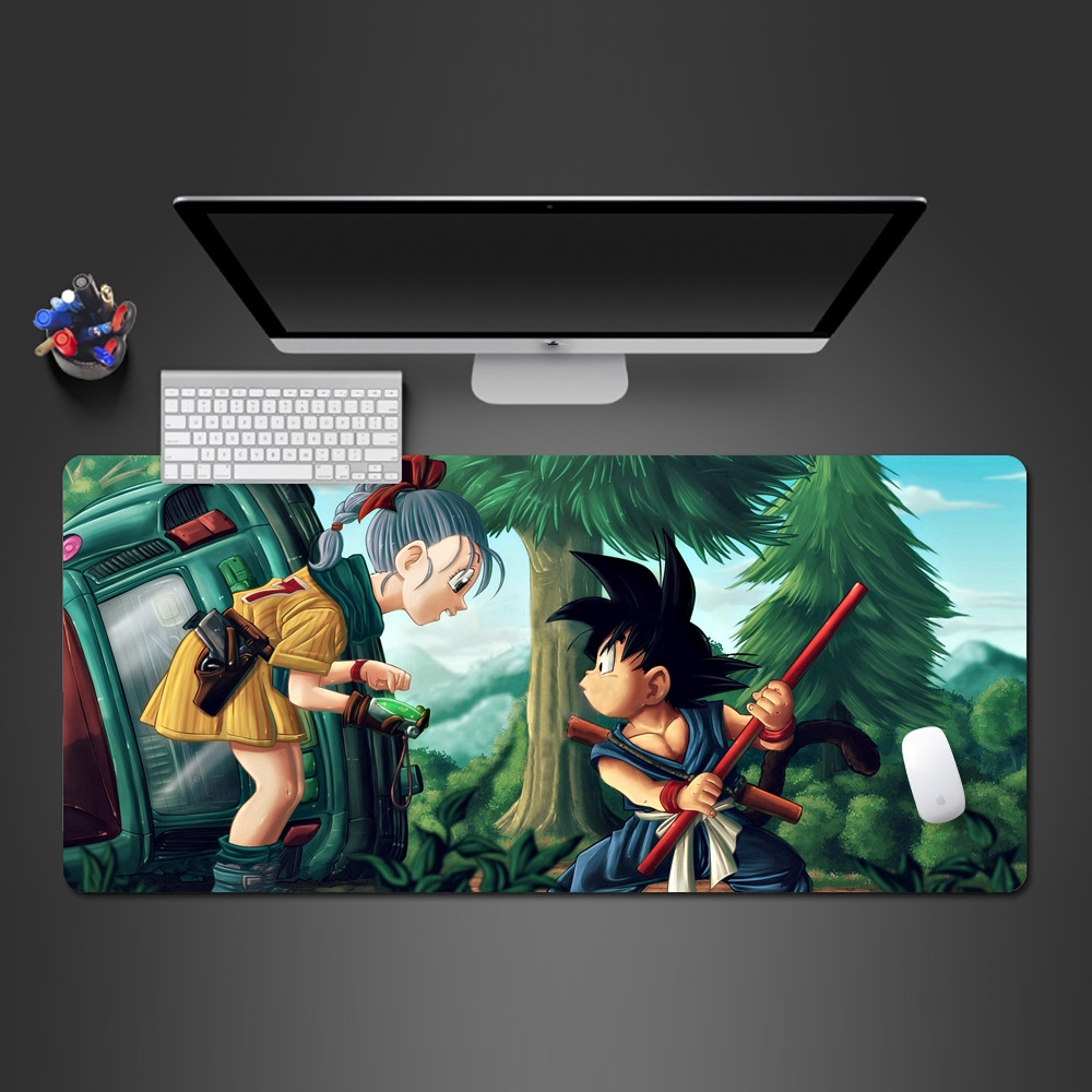 Dragon Ball Super Wukong Mouse Pad Player Gaming Mause Pad Home Computer High...