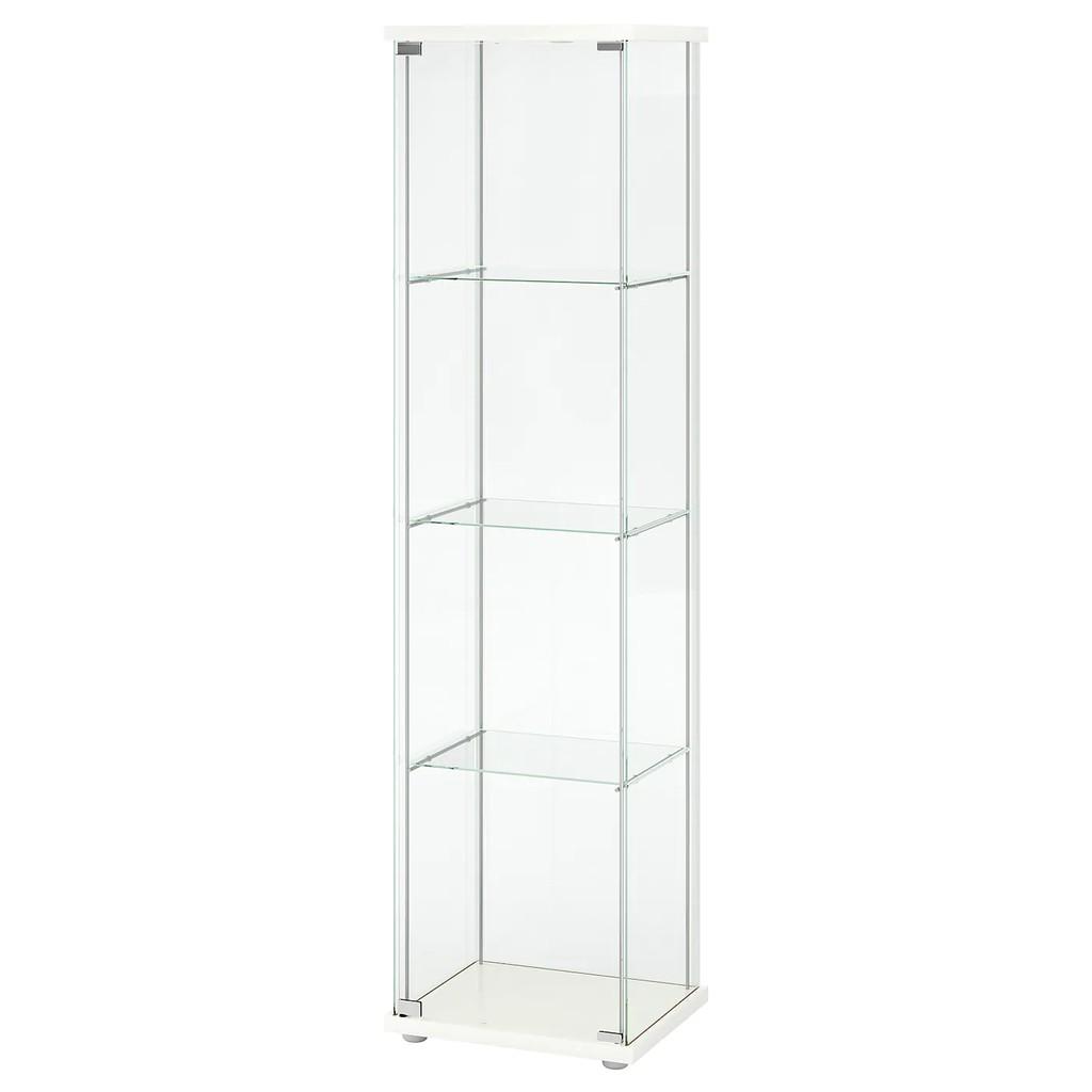 DETOLF Glass door cabinet   Shopee Malaysia
