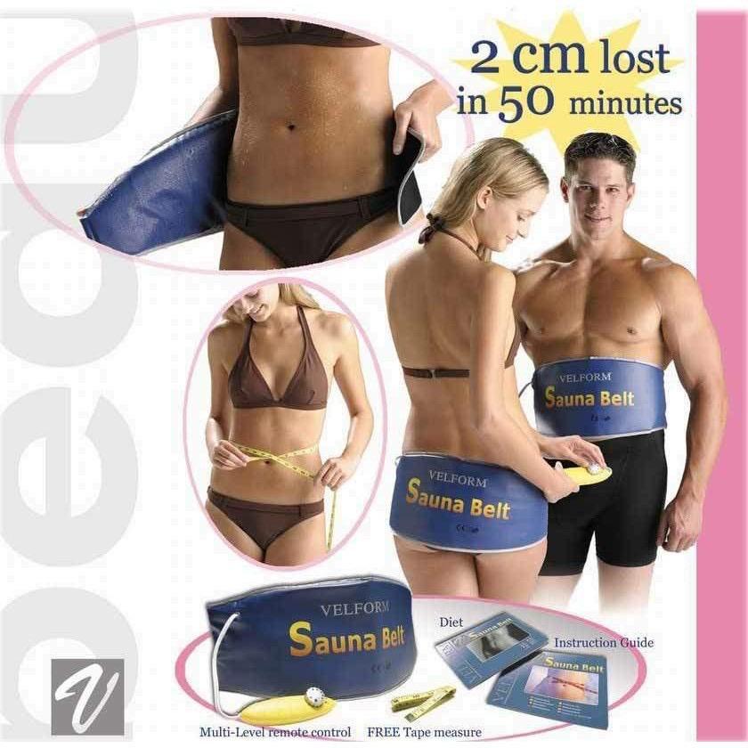 -MALAYSIA READY STOCK- AYNEW Sauna Slimming Belt Loss Weight Without Exercise BURN FAT BELT Bengkuk SW05