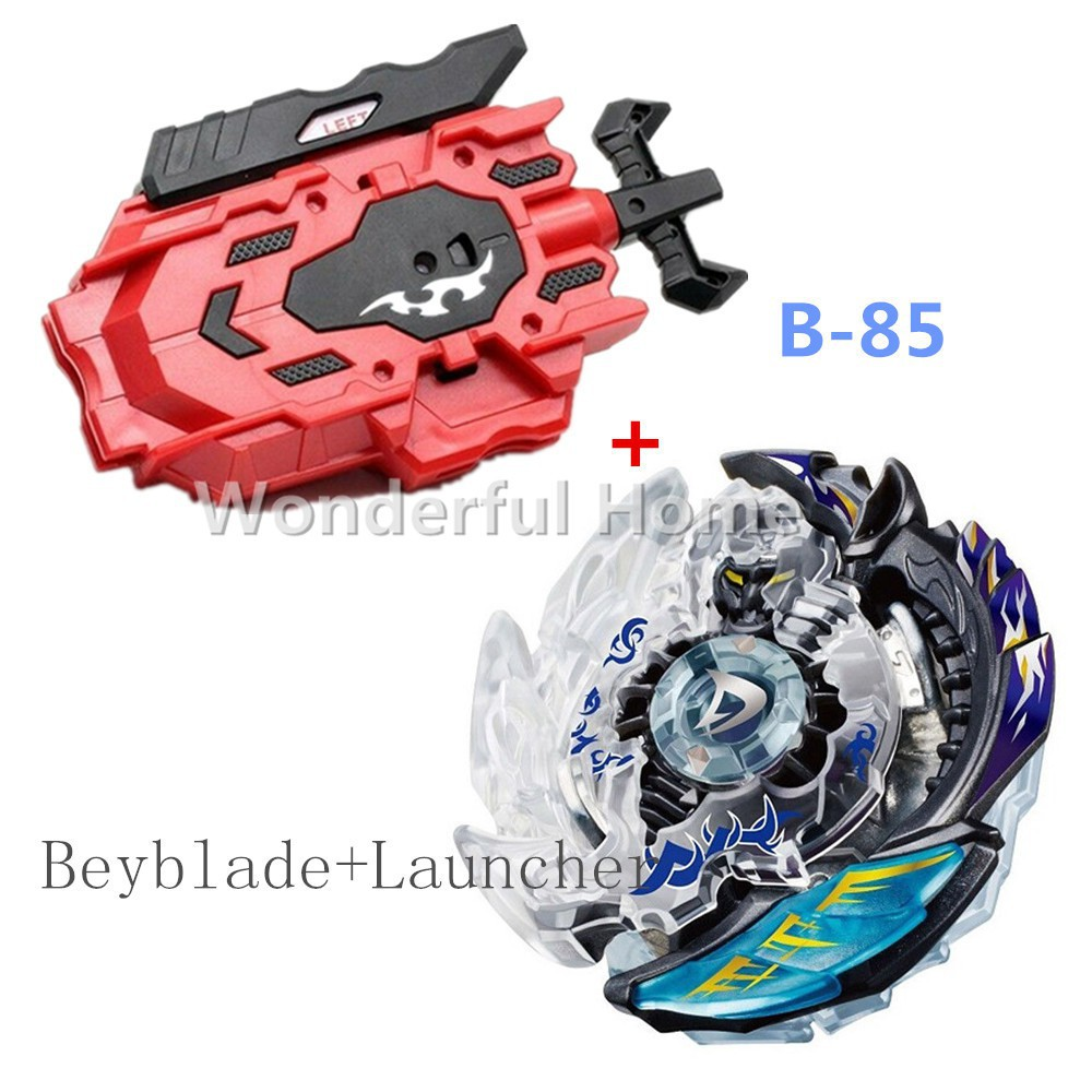 Beyblade BURST Killer Deathscyther Doomscizor B-85+RED String Launcher B-88