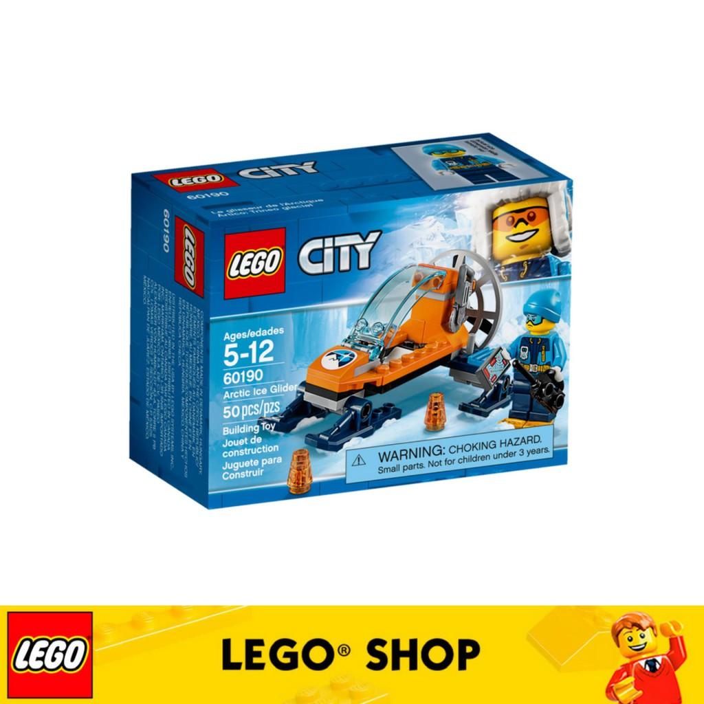 60190 Expedition Lego City Arctic Ice Glider LSzMqVpUG