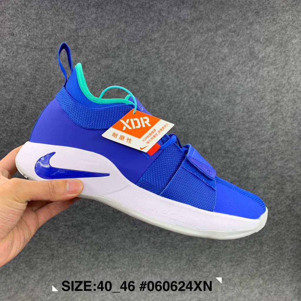 brand new 1e686 b1bf4 Original Nike PG 2.5 George Paul 2.5 Generation Men's Basketball Shoes 40_46