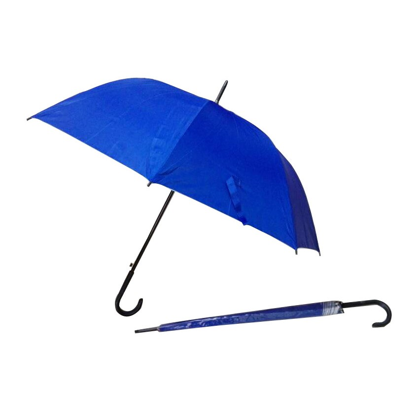 [Ready Stock] UV Protection Extra Big Sunny Rainproof Waterproof Golf Umbrella 27' Inch Red/Maroon/Blue [Fast Delivery]